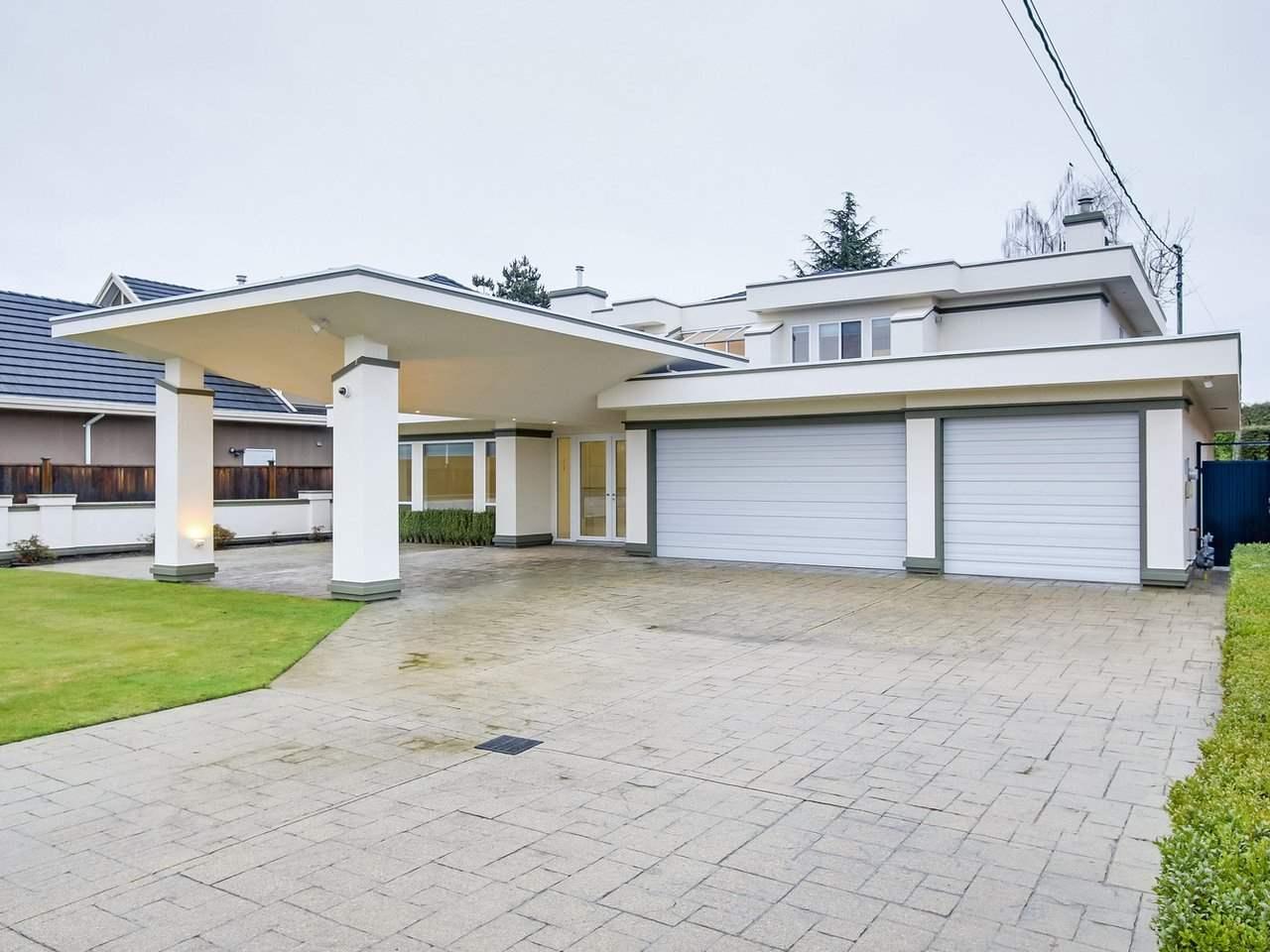 Sold: 6840 Donald Road, Richmond, BC
