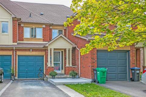 Townhouse for sale at 6841 Apex Ct Mississauga Ontario - MLS: W4920924