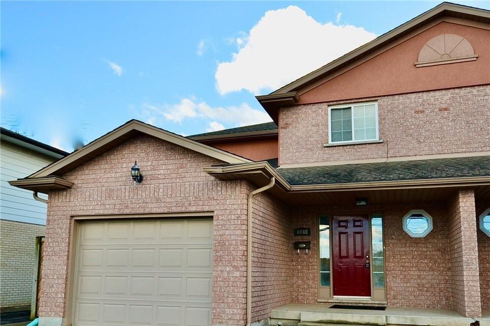 House for sale at 6848 Cropp St Niagara Falls Ontario - MLS: H4092226