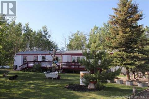 House for sale at 253074 Highway 685 Hy Unit 685 Peace, Md Alberta - MLS: GP126379