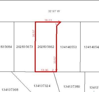 Residential property for sale at 685 32nd St W Prince Albert Saskatchewan - MLS: SK774310
