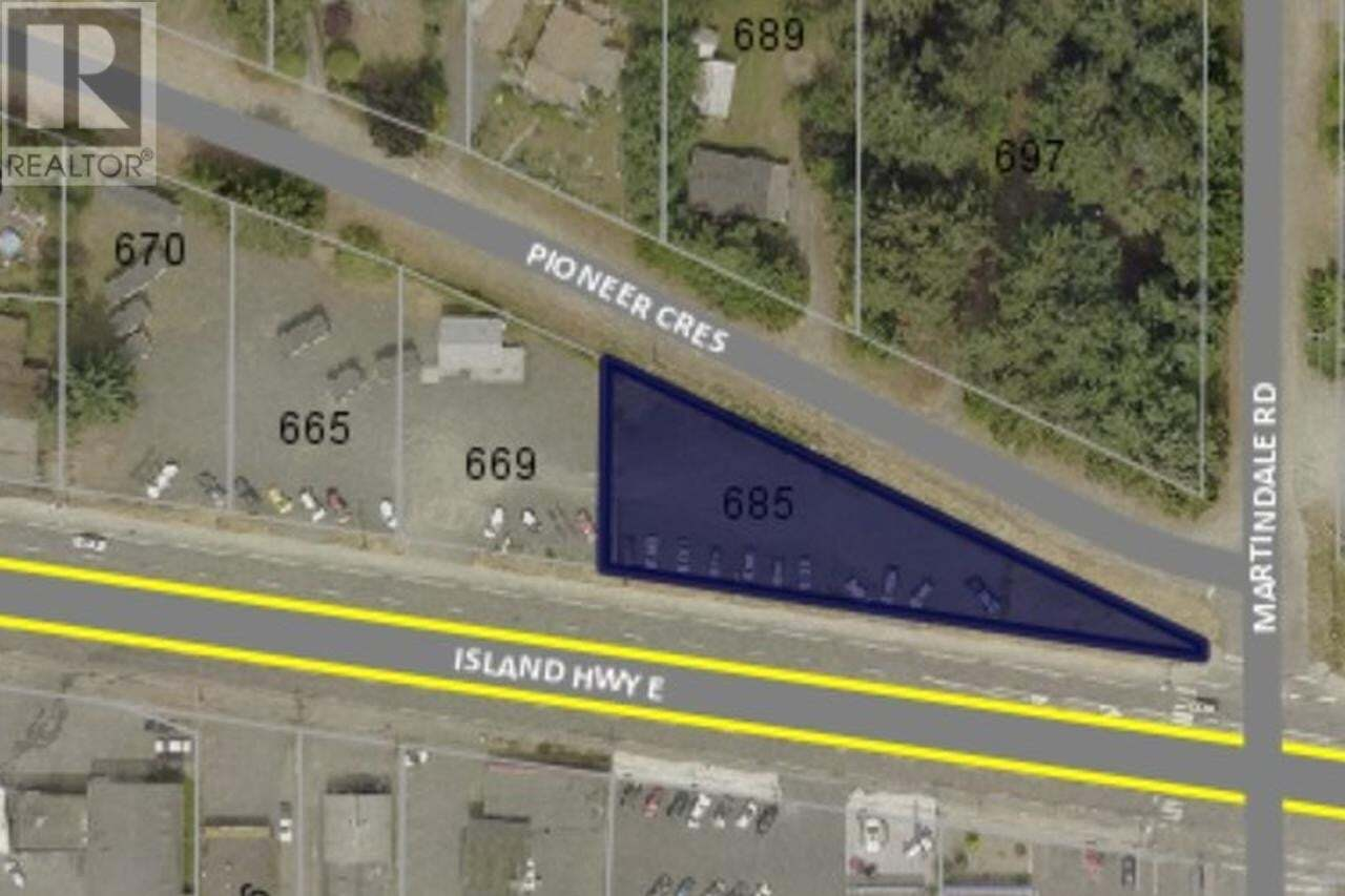 Commercial property for sale at 685 Island  East Parksville British Columbia - MLS: 840896
