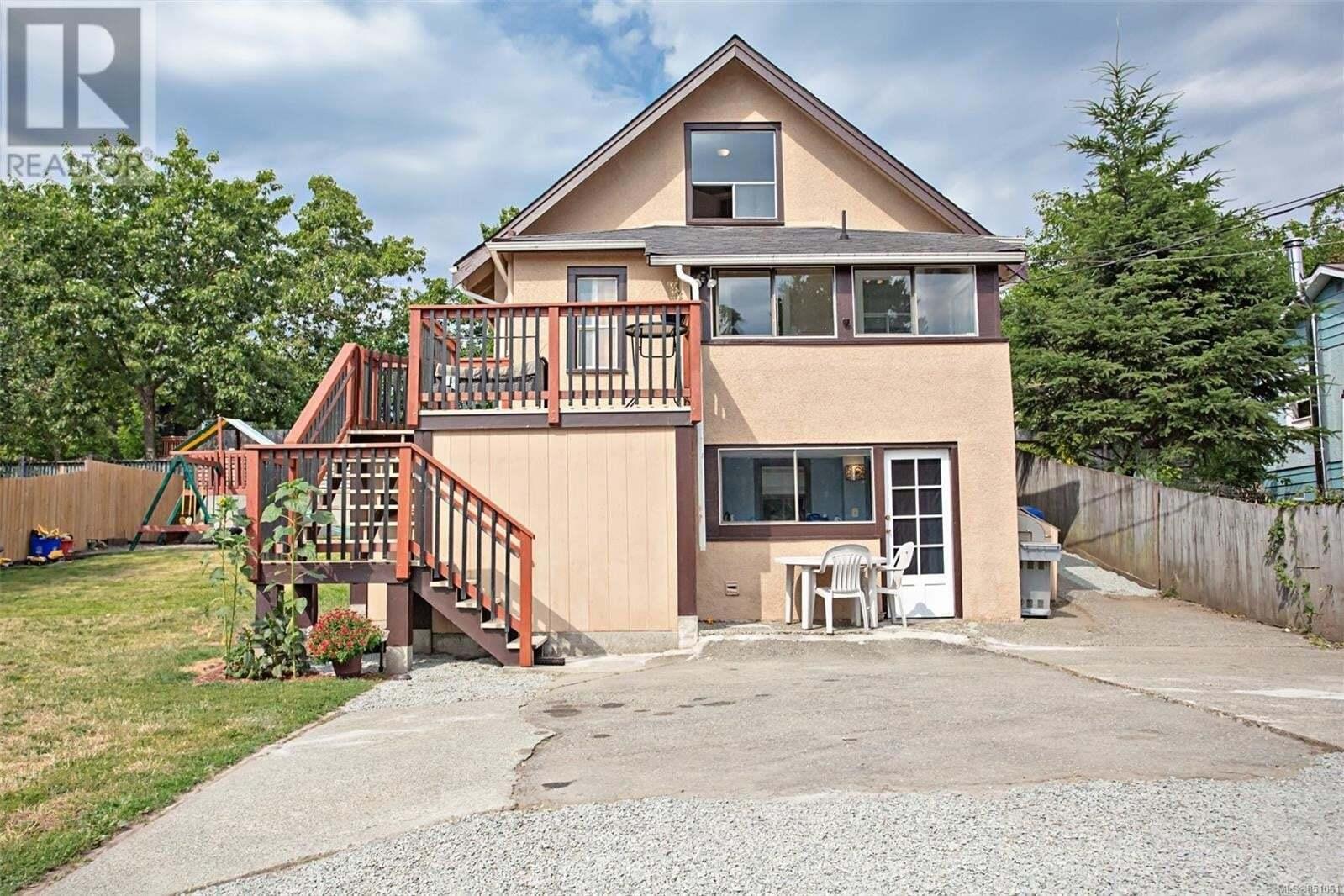 House for sale at 685 Nicol  Nanaimo British Columbia - MLS: 851061