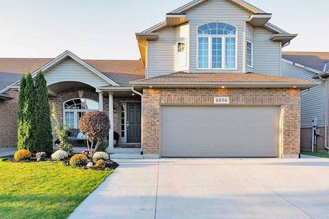 House for sale at 6856 Shannon Dr Niagara Falls Ontario - MLS: X4644074