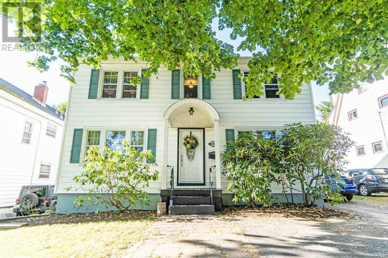 House for sale at 6859 Quinpool Rd Halifax Nova Scotia - MLS: 202016166