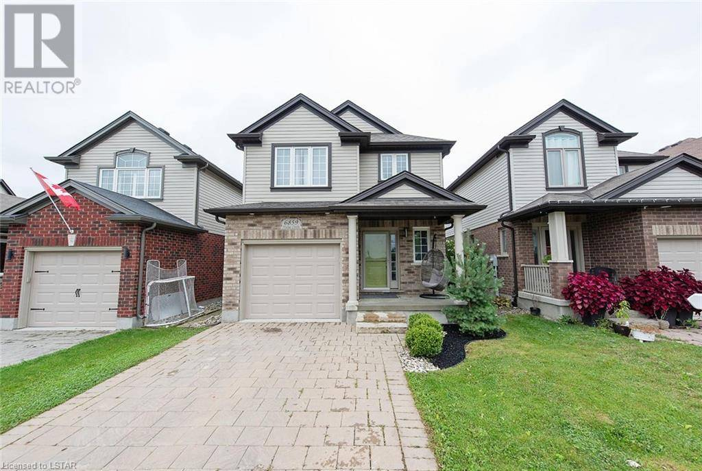 House for sale at 6859 Vallas Circ London Ontario - MLS: 221594