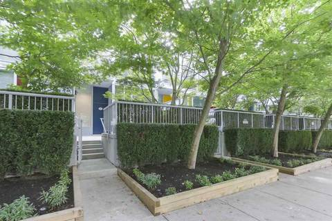 Townhouse for sale at 686 Citadel Pr Vancouver British Columbia - MLS: R2396678