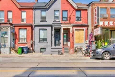 Townhouse for sale at 686 Gerrard St Toronto Ontario - MLS: E4931936