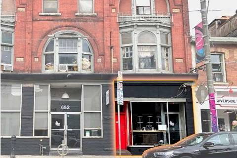 Commercial property for sale at 686 Queen St Toronto Ontario - MLS: E4716295
