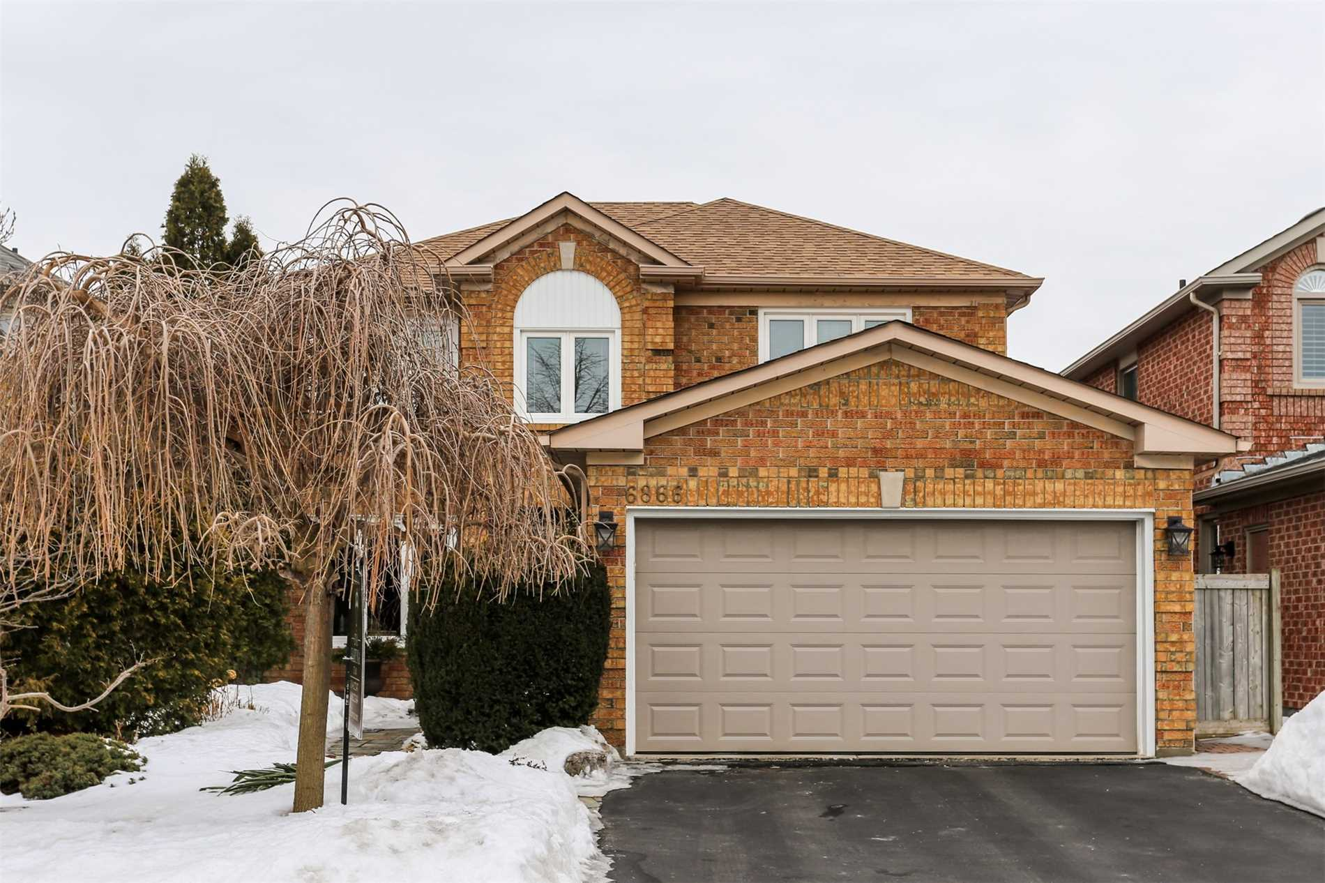 House For Sale At 6866 Summer Heights Dr Mississauga Ontario   MLS: W4381979