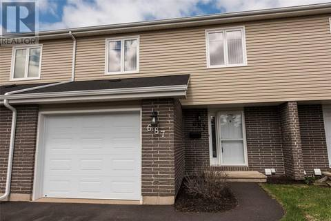 Townhouse for sale at 687 Laurier St Dieppe New Brunswick - MLS: M122614