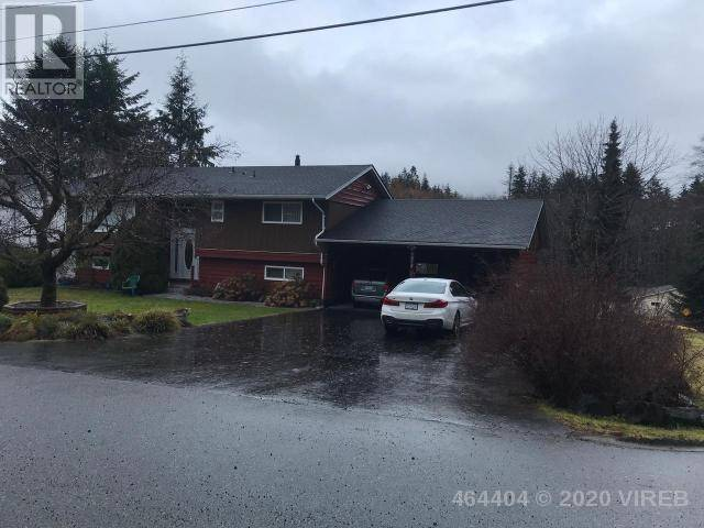 House for sale at 6875 Glenlion Dr Port Hardy British Columbia - MLS: 464404