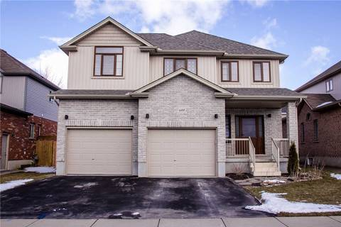 House for sale at 688 Spitfire St Woodstock Ontario - MLS: X4697967