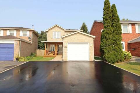 House for sale at 688 Sultana Sq Pickering Ontario - MLS: E4924280