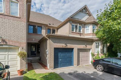 Townhouse for sale at 6882 Apex Ct Mississauga Ontario - MLS: W4583918
