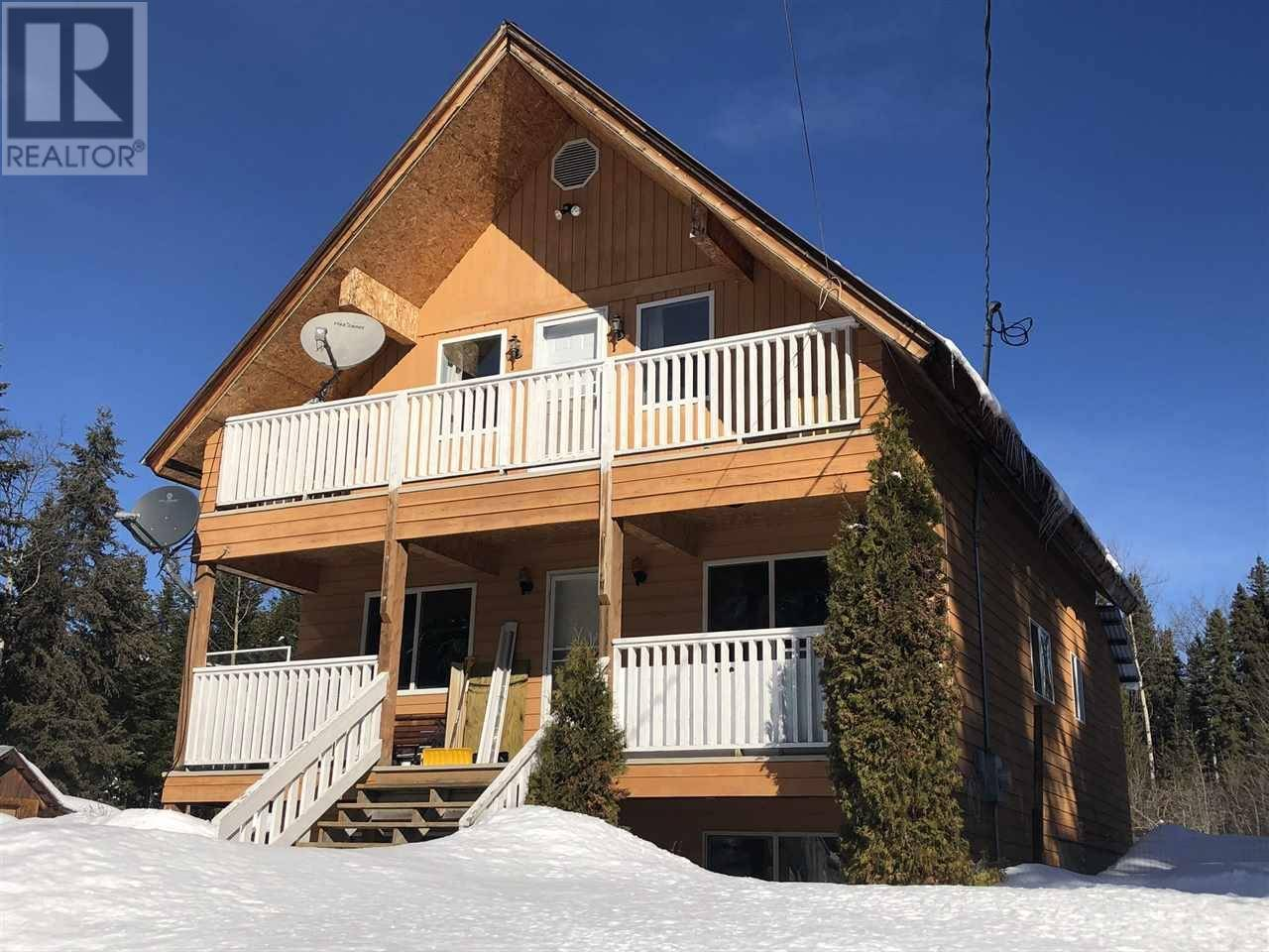 House for sale at 6888 Fawn Lake Rd Horse Lake British Columbia - MLS: R2439641