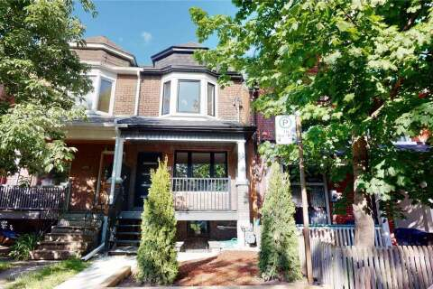 Townhouse for sale at 689 Markham St Toronto Ontario - MLS: C4778026