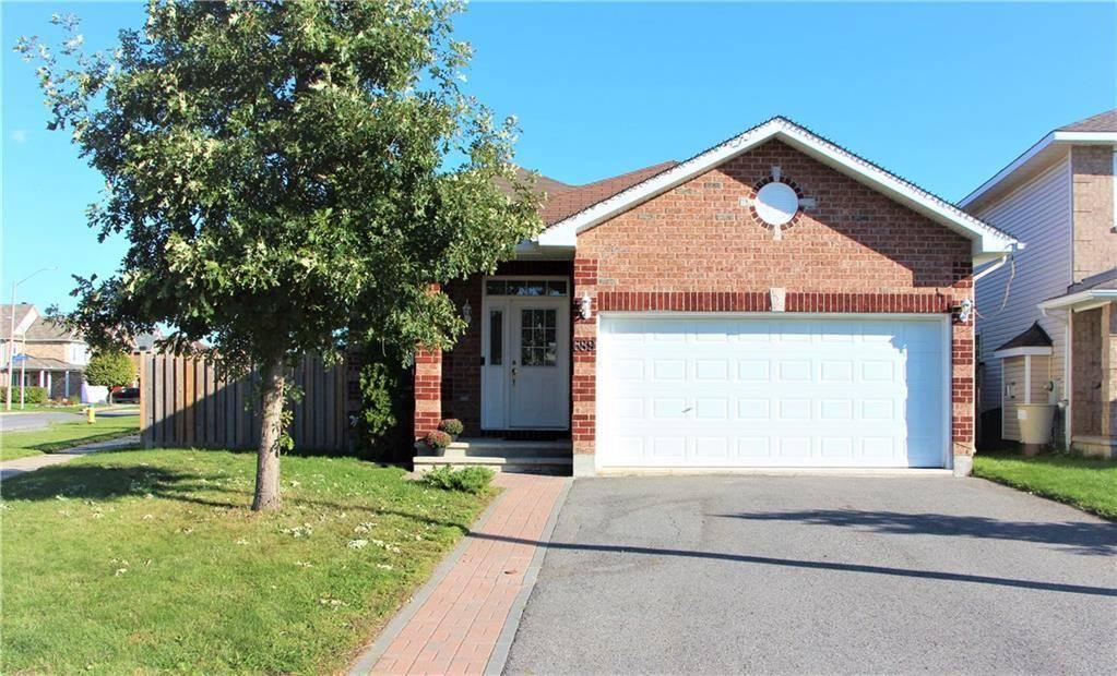 House for sale at 689 Vermillion Dr Ottawa Ontario - MLS: 1169880