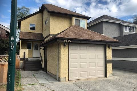 House for sale at 6892 Radisson St Vancouver British Columbia - MLS: R2402379