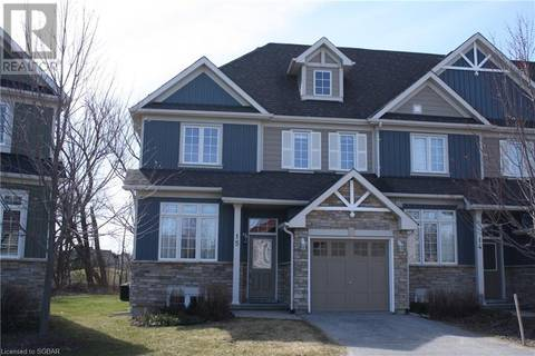 Townhouse for sale at 15 Monterra Rd Unit 689616 The Blue Mountains Ontario - MLS: 190868