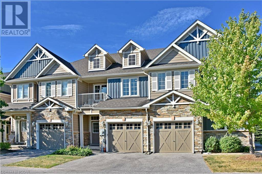 Townhouse for sale at 5 Monterra Rd Unit 689616 The Blue Mountains Ontario - MLS: 215753