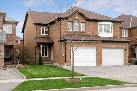 Townhouse for sale at 6899 Bansbridge Cres Mississauga Ontario - MLS: W4445688