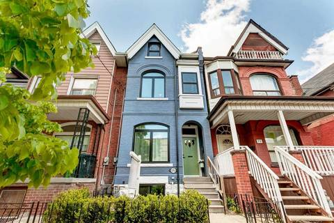 Townhouse for sale at 68 Lansdowne Ave Toronto Ontario - MLS: W4483010
