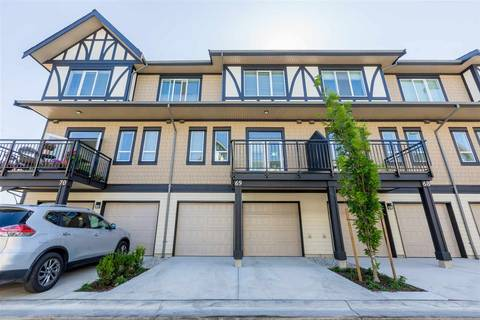Townhouse for sale at 10388 No. 2 Rd Unit 69 Richmond British Columbia - MLS: R2366581