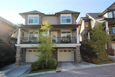 Townhouse for sale at 12850 Stillwater Ct Unit 69 Lake Country British Columbia - MLS: 10177629
