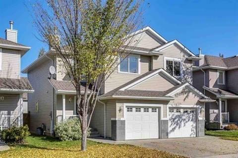 Townhouse for sale at 1428 Hodgson Wy Nw Unit 69 Edmonton Alberta - MLS: E4150931