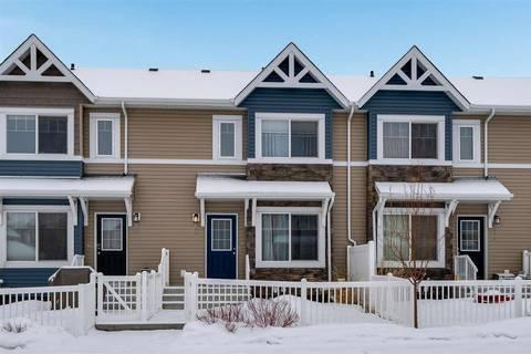 Townhouse for sale at 14621 121 St Nw Unit 69 Edmonton Alberta - MLS: E4142136