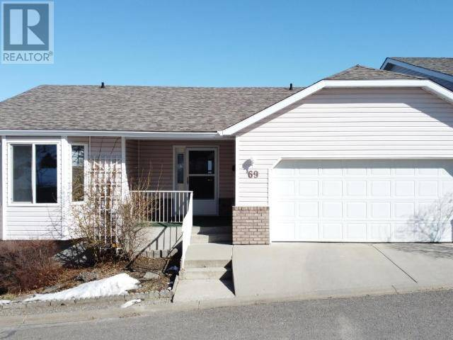Townhouse for sale at 2022 Pacific Way  Unit 69 Kamloops British Columbia - MLS: 155780