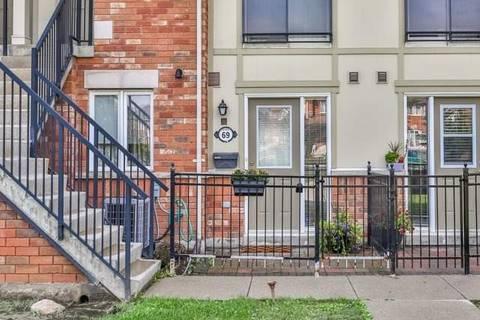 Apartment for rent at 2285 Bur Oak Ave Unit 69 Markham Ontario - MLS: N4491711