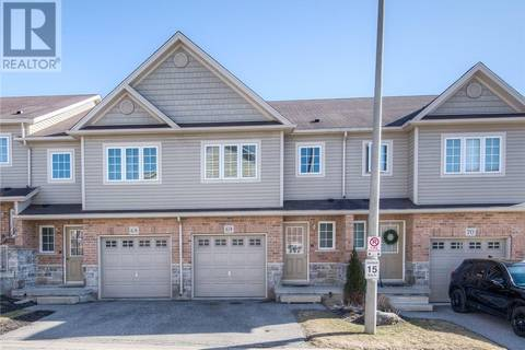 Townhouse for sale at 355 Fisher Mills Rd Unit 69 Cambridge Ontario - MLS: 30727713