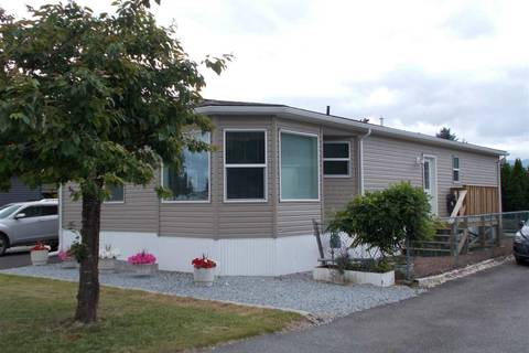 Home for sale at 41168 Lougheed Hy Unit 69 Mission British Columbia - MLS: R2382348