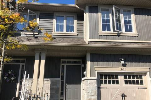 Townhouse for sale at 80 Willow St Unit 69 Paris Ontario - MLS: 30729747