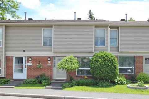 Townhouse for sale at 820 Cahill Dr W Unit 69 Ottawa Ontario - MLS: 1156775