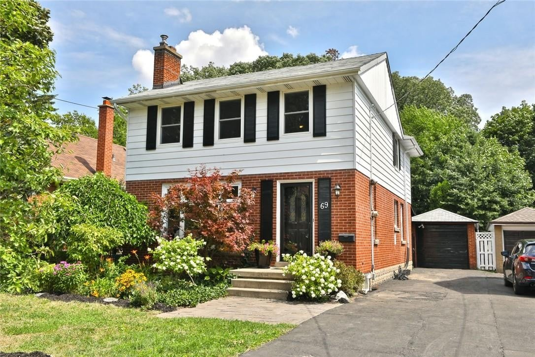 House for sale at 69 Arcade Cres Hamilton Ontario - MLS: H4085175