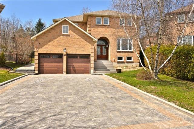 For Sale: 69 Autumn Way, Aurora, ON | 4 Bed, 4 Bath House for $1,680,000. See 20 photos!