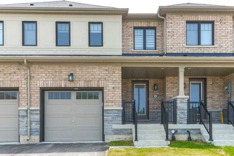 Townhouse for sale at 69 Bedrock Dr Hamilton Ontario - MLS: X4512964