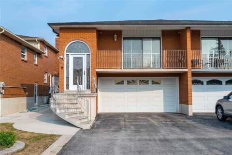 Townhouse for sale at 69 Benjamin Boake Tr Toronto Ontario - MLS: W4914736