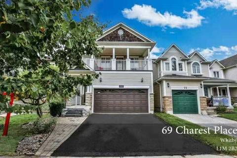 House for sale at 69 Charest Pl Whitby Ontario - MLS: E4666474