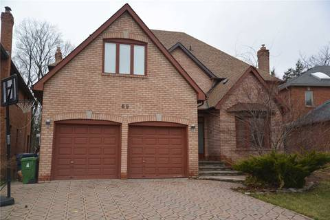 House for rent at 69 Clarinda Dr Toronto Ontario - MLS: C4415061