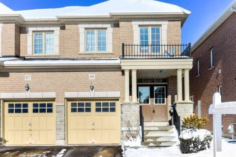 Townhouse for sale at 69 Clearfield Dr Brampton Ontario - MLS: W4633307