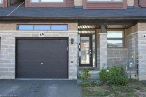 Townhouse for sale at 69 Columbus Gt Hamilton Ontario - MLS: 40023485