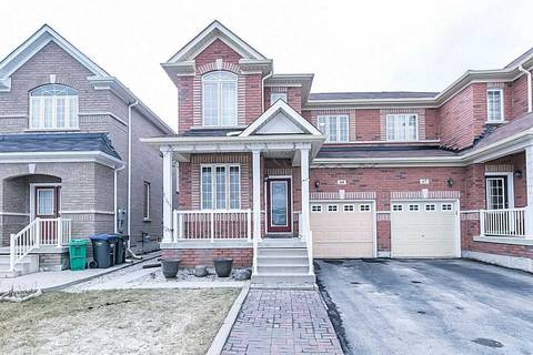 Townhouse for sale at 69 Connolly Cres Brampton Ontario - MLS: W4727371