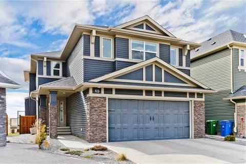 House for sale at 69 Cougar Ridge Cs Southwest Calgary Alberta - MLS: C4238383