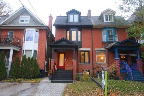Townhouse for sale at 69 Cowan Ave Toronto Ontario - MLS: W4318157
