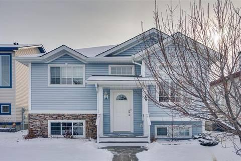 House for sale at 69 Creek Springs Rd Northwest Airdrie Alberta - MLS: C4285990