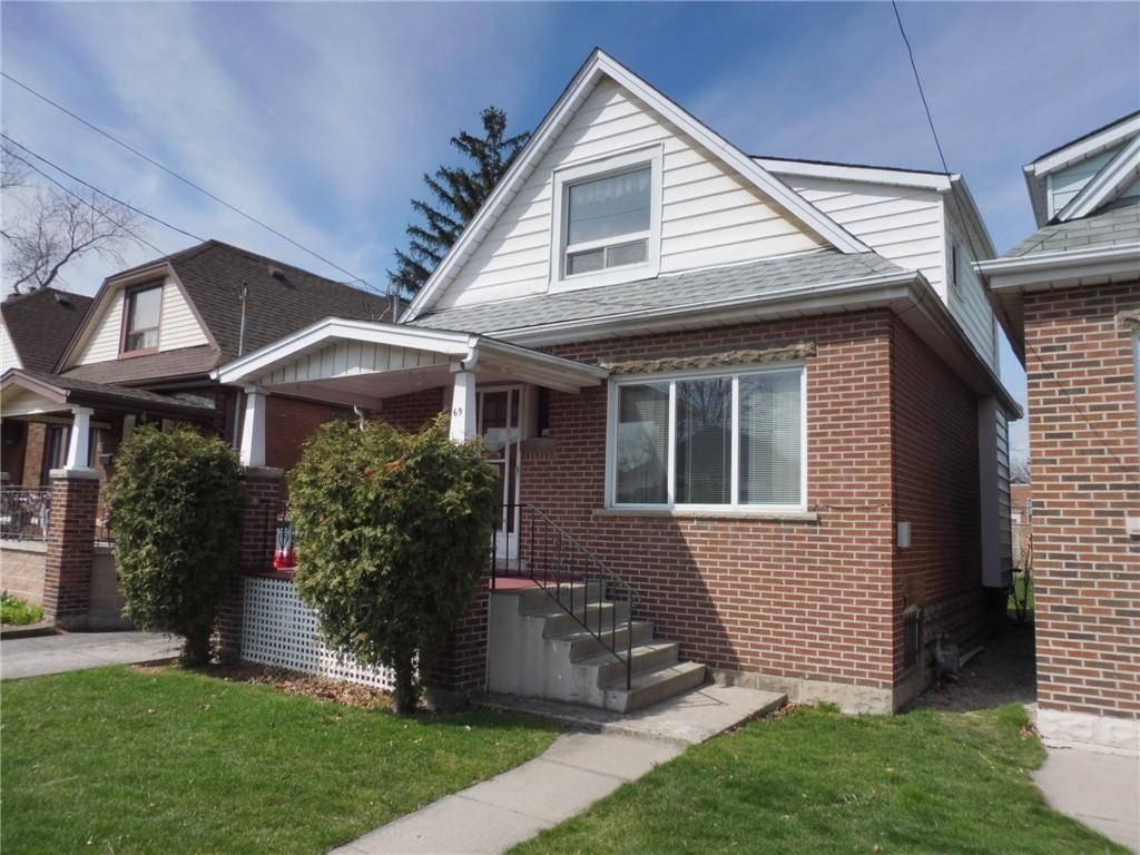 House for sale at 69 Crosthwaite Ave N Hamilton Ontario - MLS: H4076136